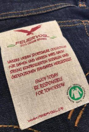 Tanja Jablonski Mode in Dreieich Jeans Feuervogl GOTS zertifiziert