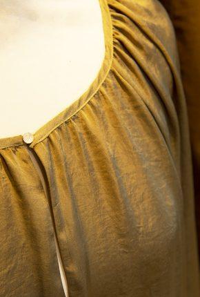 Tanja Jablonski Damenmode Einzelhandel Dreieich Blusen Goldfarbe