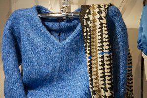 Tanja Jablonski Damenmode Dreieich Einzelhandel Sprendlingen Pullover Blue
