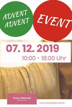 Tanja Jablonski Damenmode Dreieich Einzelhandel Advent Event