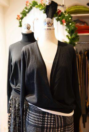 Tanja Jablonski festliche Mode Weihnachten Silvester besondere Anlässe