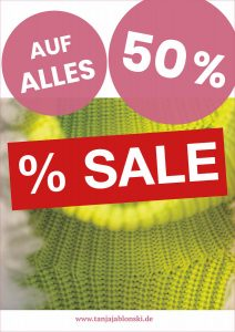 Tanja Jablonski Winterware Sale Aktionspreis