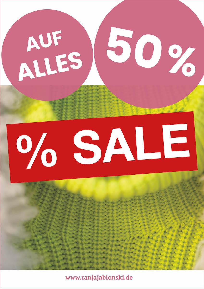 Tanja Jablonski Winterware Sale Aktionspreis
