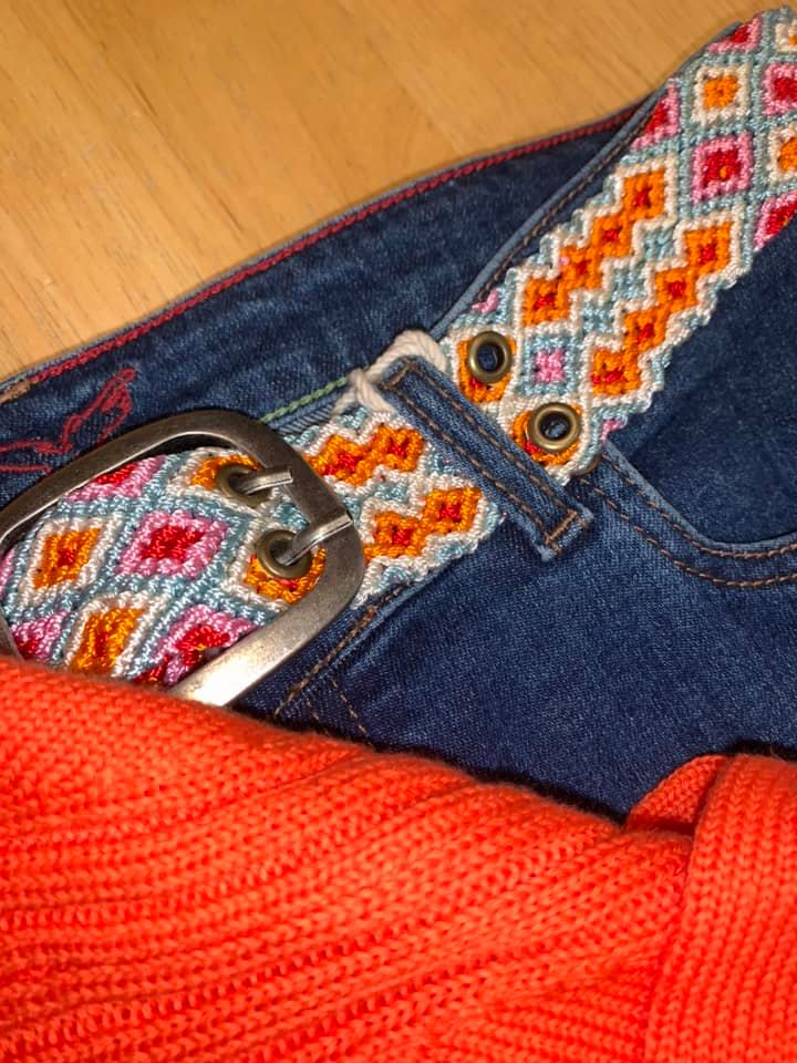 Tanja Jablonski Mode Dreieich Jeans Gürtel Smitten