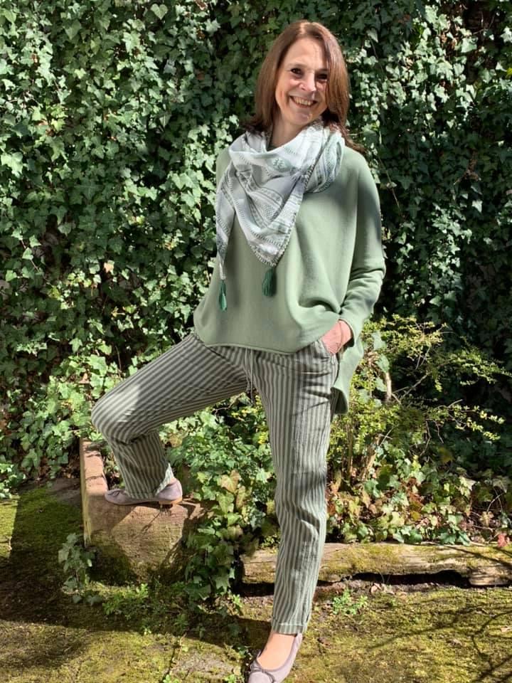 Tanja Jablonski Mode Damen Dreieich Frühling Kleid Rock Hose Jeans Bluse Blazer